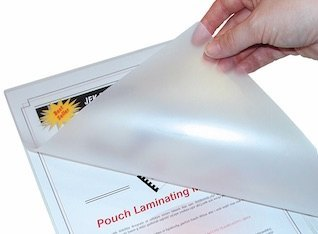 Gloss Laminating Pouches