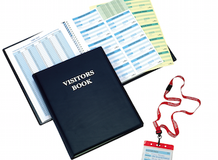 Visitor Books & Refills