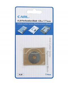 Carl K29 Perforation Blade package