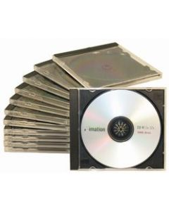 Standard CD Jewel Case