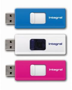 Integral Slide 4GB USB Flash Drive