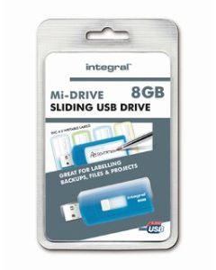 8GB Mi-Drive Business USB Flash Drive