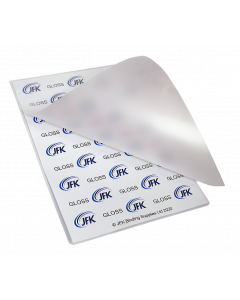 A4 150 Micron Gloss Laminating Pouches Box of 100