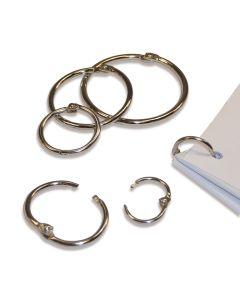 75mm Steel Binding Rings