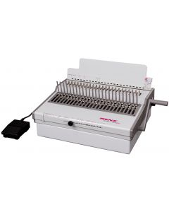 Renz Combi Comfortplus Electric Plastic Comb Binding Machine