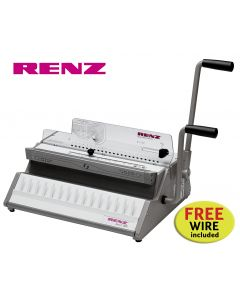 Renz ECO C 360 2:1 Wire Binding Machine offer