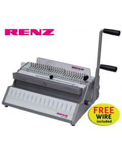 Renz Eco S 360 2:1 Wire Binding Machine offer