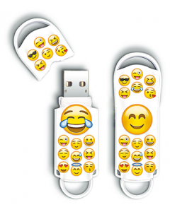 Integral Xpression Emoji 8GB USB Flash Drive
