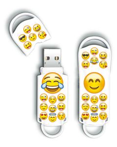 Integral Xpression Emoji 32GB USB Flash Drive