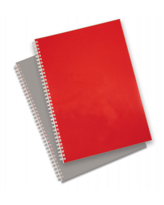 A4 Coloured Gloss Binding Covers