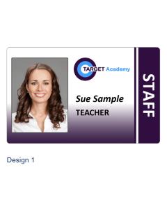 Personalised Plastic ID Cards