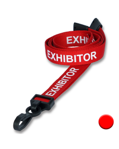Exhibitor Lanyards