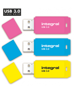 Integral Neon 16GB USB 3.0 Flash Drive