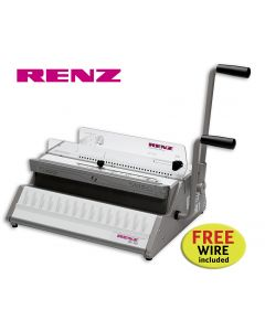 Renz RW 360 3:1 Wire Binding Machine offer