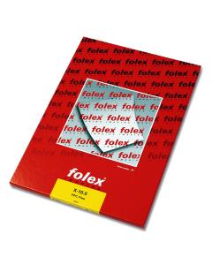 Folex A3 Standard Monochrome Copier Transparency Film X-10.0
