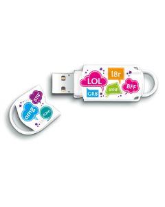 Integral Xpression TXT 16GB USB Flash Drive