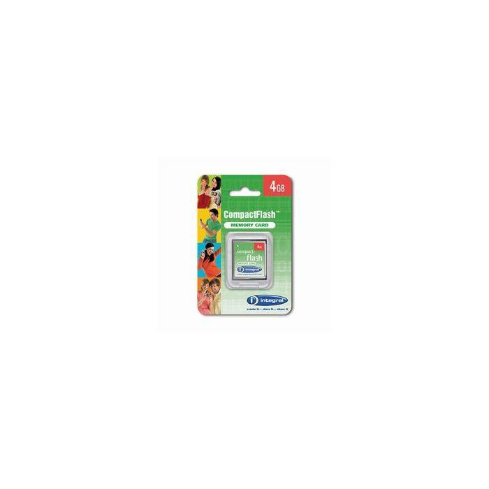 4GB CompactFlash Card