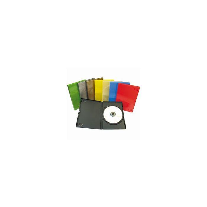 Amaray Single DVD Case