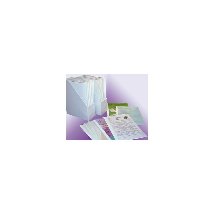 Clear Thermal Binding Cover