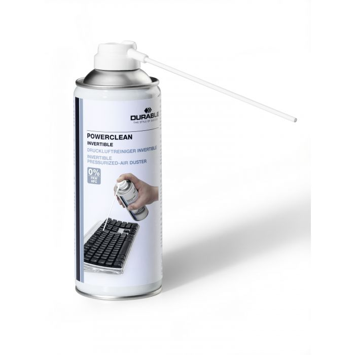 Durable Invertible Airduster 200ml