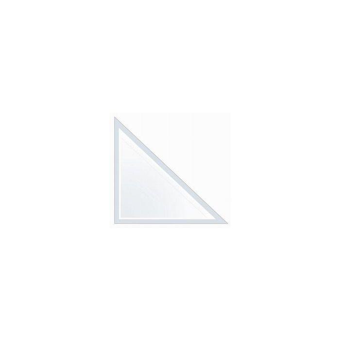 Self-Adhesive Triangle Corner Pockets - Medium