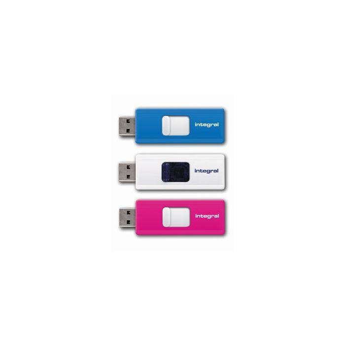 Integral Slide 16GB USB Flash Drive