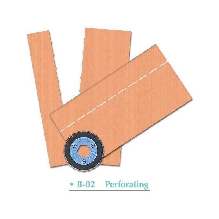 Carl B-02 Perforating Blade