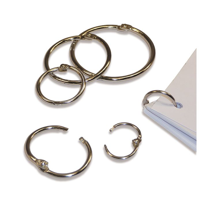 50mm Steel Binding Rings