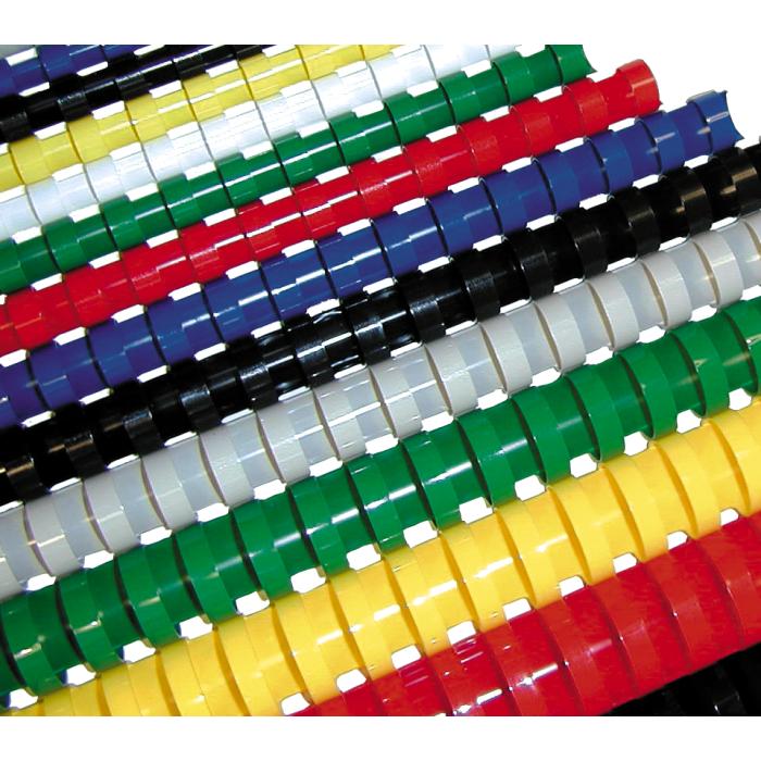 A4 21 Ring Plastic Comb Binding
