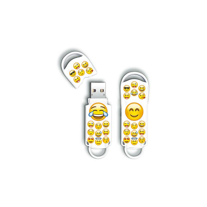 Integral Xpression Emoji 16GB USB Flash Drive