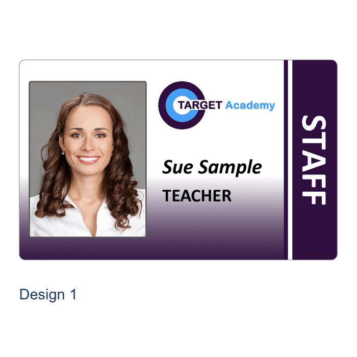 Personalised Plastic ID Cards