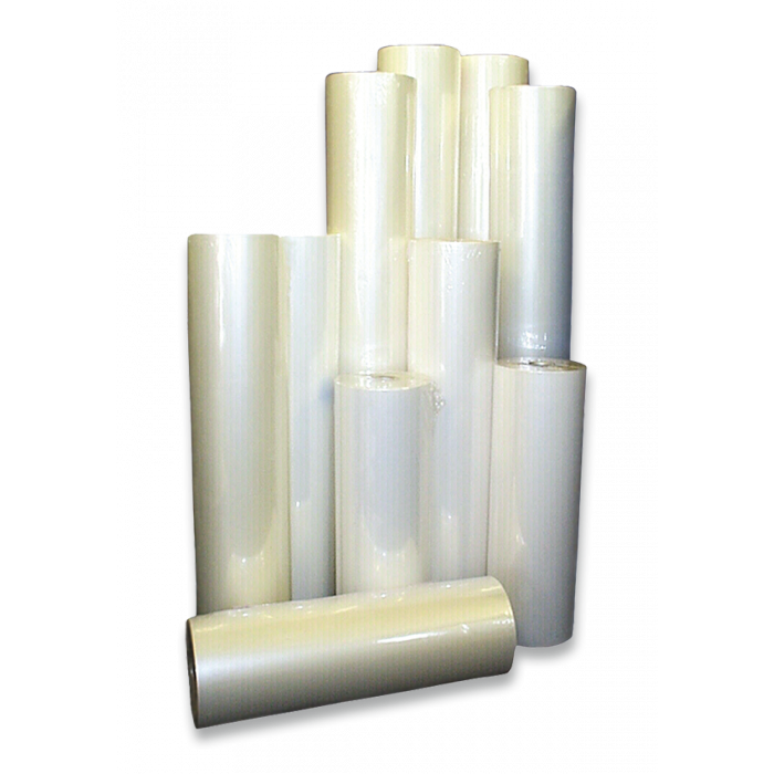 305mm 75 Micron Gloss Laminating Roll Film 25mm Core - 75 Metres