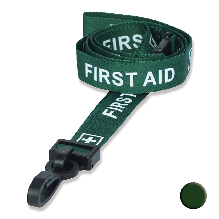 First Aid Lanyards