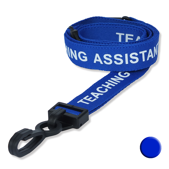 Teaching Assistant Lanyards