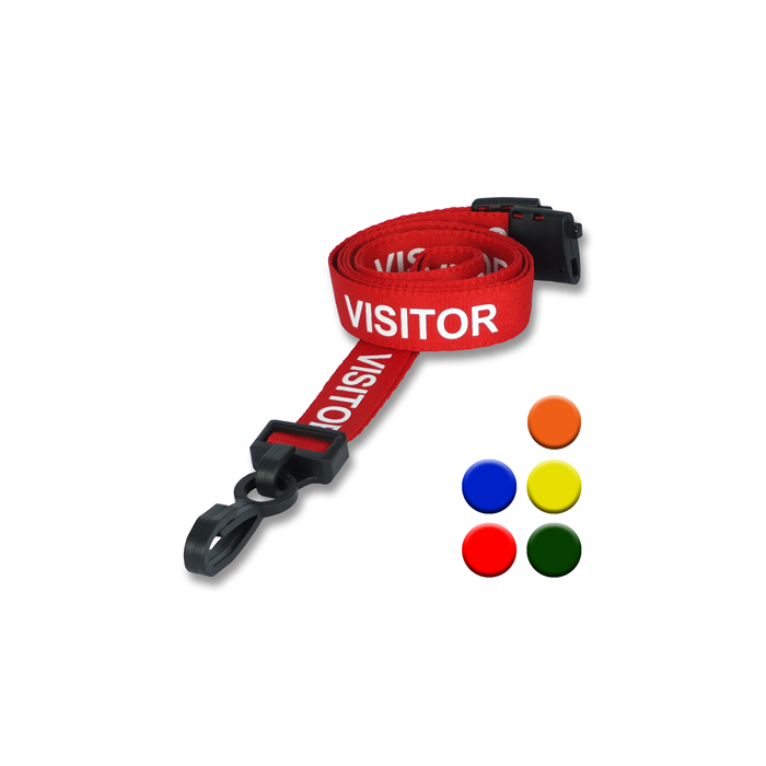 Visitor Lanyards
