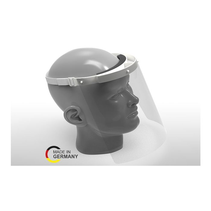 Renz Protective PPE Face Shield Visor - Pack of 5
