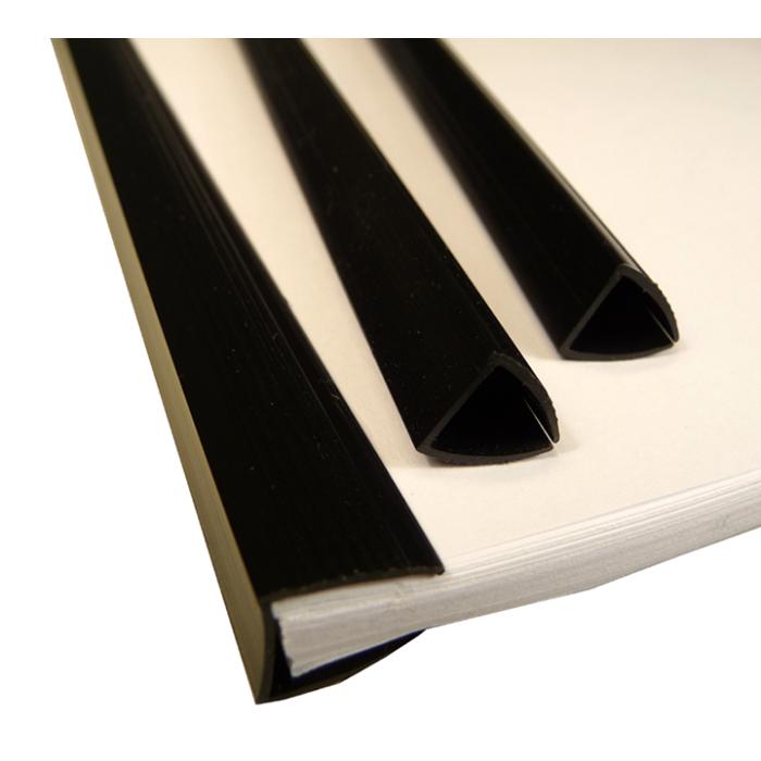 3mm Flat Back Slide Binders A4