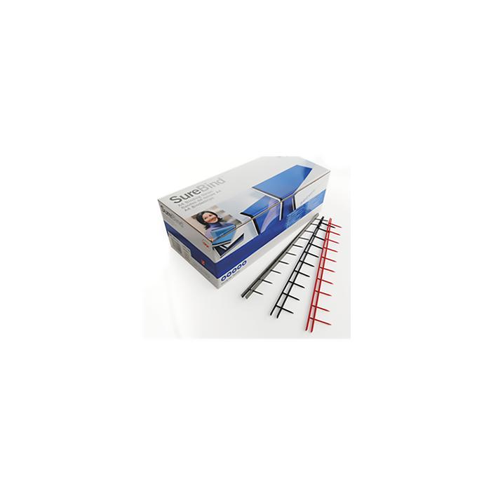 GBC A4 Surebind Strips (10 prongs/25mm)