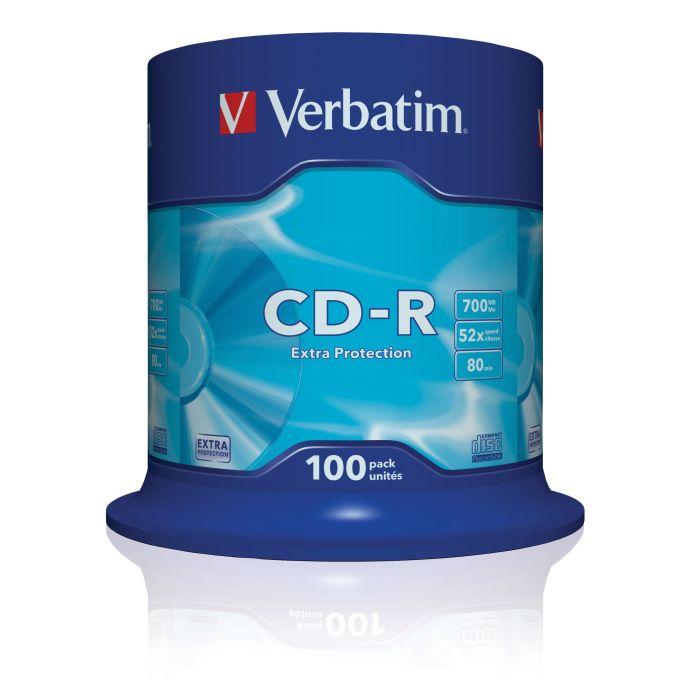 Verbatim CD-R Spindle of 100
