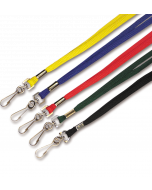 Breakaway Lanyards with a Metal Dog Clip