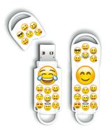 Integral Xpression Emoji 8GB USB Flash Drive