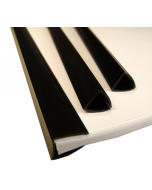 5mm Flat Back Slide Binders A4