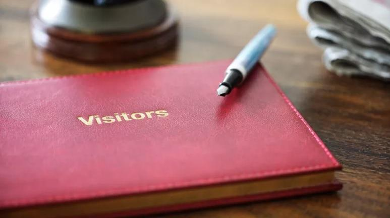 Why You Need A Visitor Or Guest Book In Your Office